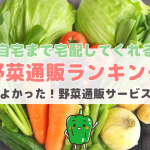 野菜通販ランキング